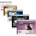 Web Site Design Templates 5 Page Industry Specific Web Design Including Hosting