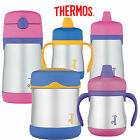 Thermos Foogo Insulated Stainless Steel Kids Bottle, Food Container