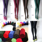 WOMENS GIRLS 120D OPAQUE PANTYHOSE STOCKING WITHFOOT DANCEWEAR TIGHTS HOS073