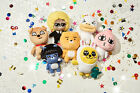 KAKAO FRIENDS - Official Goods : Mini Character Doll (15cm) Muzi Apeach Neo Tube