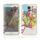 Decal Skin Sticker Cover for Samsung Galaxy S3 S4 S5 (not case) ~ XM17
