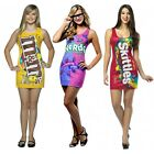 Candy Tank Dress Costume Kids Halloween Fancy Dress