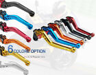 Six Colors Clutch Brake CNC Levers For Suzuki DL650W-STROM 2004-2010 RGV 250 all