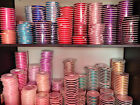 Full Reel Double Sided Faced Satin Quality Ribbon- Crafts, Gift Wrapping, Cards