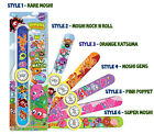 MOSHI MONSTERS SLAP WATCH SERIES 2-choose your own style NEW, childrens/ kids