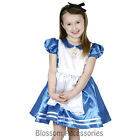 CK209 Disney Alice in Wonderland Fancy Dress Up Child Girl Book Week Costume