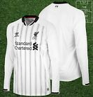 BNWT - Official Warrior Liverpool Goalkeeper Shirt - Boys / Kids - All Sizes GK