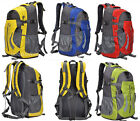40L Outdoor Backpack Hiking Bags Camping Travel Rucksack Sports Waterproof Pack