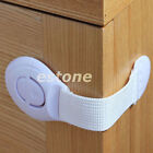 Lots New Baby Kids Child Toddler Safety Door Lock Fridge Drawer Toilet Cupboard