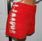 Womens Route 66 Classic Fit Cut-Off Shorts-NWT