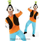 C982 Licensed Disney Goofy Mens Fancy Dress Up Party Halloween Adult Costume