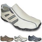 MENS DRIVING WALKING NEW SLIP ON FLAT CASUAL LOAFERS SHOES SIZE UK 8 9 10 11 12