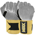 """Power Weight Lifting Wrist Wraps 18"""" Long Gym Training Bandages Fitness Straps"""
