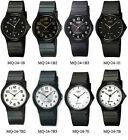 Casio Mens Casual Classic Analog Watch Resin Band New MQ24 image