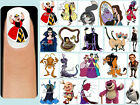 60x DISNEY VILLAINS Nail Art Decals + Free Gems Maleficent Lucifer Ursula Jafar