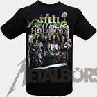 "Steel Panther "" Hollywood "" T-Shirt 105267 #"