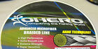 OHERO ADVANCED BRAIDED MICROFIBER FISHING LINE-- 100 lbs -300 YDS - CHOOSE COLOR