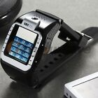 """1.4"""" FM Wrist Watch Mobile Cell Phone with MP3 MP4 Camera Bluetooth Touch screen"""