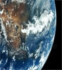Poster / Leinwandbild Mexico from space, Photographed by crew of Apollo 11