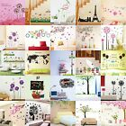Decal Vinyl DIY Quote House Home Room Decor Art Wall Stickers Bedroom Removable