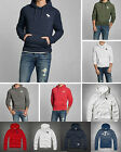 NEW ARRIVALS ABERCROMBIE & FITCH MEN HOODIE Size S M L XL XXL NWT Blue Moountain