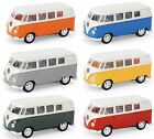 Welly - Die Cast - 1963 Volkswagen T1 Bus - 1:38 Scale - 1st Class Postage