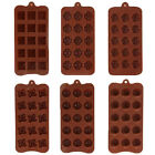 Chocolate Cake Cookie Candy Jelly Ice Baking Silicone Mould Mold Bakeware Hot