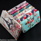 Elegant Vintage Floral Style Wallet Leather Flip Case Pouch For iphone 5 5S 5G