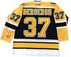 PATRICE BERGERON BOSTON BRUINS CCM ROOKIE JERSEY