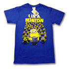OFFICIAL DESPICABLE ME ONE IN A MINION T-SHIRT