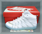 Nike KD VII 7 NSW Lifestyle QS White Ice Blue 653871-100 Kevin Durant Casual