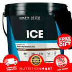 HORLEYS ICE WHEY 3KG 83 SERVES - WPI - WHEY PROTEIN ISOLATE LEAN MUSCLE BUILDING