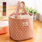 New Unisex Lunch Bag Tote Box Drawstring Insulation boxes package purse ZB0055