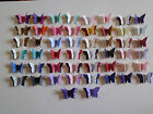 30 3d 2TONE PEARLESCENT BUTTERFLY WEDDING TABLE CONFETTI CARD TOPPER 2.5cm