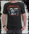 **Metallica T-Shirt** Unisex Retro Rock Vest Tank Top **Sizes S M L XL**