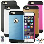 "Hard & Soft Rubber Hybrid Impact Defender Case for Apple 4.7"" iPhone 6 / 6S #46"