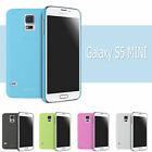 Ultra Slim Fit Anti-Scratch Premium Hard Cover Case For Samsung Galay S5 Mini