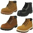 Mens Skechers 4442 Sergeant-Verdict  Leather Casual Ankle Boots