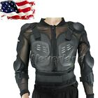 Motorcycle Motocross Full Body Armor Protector Body Jacket Racing US Stock NEW