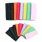 5PCS Cotton Terry Cloth Sweatband Flexible Headband Head Hair Sports Yoga