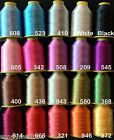 POLYESTER CROCHET THREAD - 100 GR SPOOLS - SIZE 30 (US SIZE 10) VARIOUS COLOURS