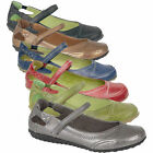 Ladies Girls Boulevard Coloured  Bar Sandal Shoe Touch Fastening Size 3 to 9