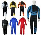 Karting/Race/Rally suits (overall) Adult Poly cotton new excellent quality