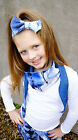 Flukes Unique childrens clothing tie dye accessory scarf sash cute