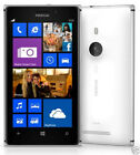 NEW NOKIA LUMIA 925 SMARTPHONE UNLOCKED BLACK/ WHITE- 16GB, 8.7MP CAMERA + GIFTS
