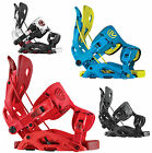 Flow Snowboard Binding - Fuse - Fusion Strap, Rear Entry, 2015