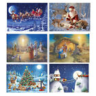 Advent Calendar Cards large with envelope 122 x 15.5 cm collection luxury cards