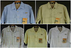 Shirt Mens 40+ UPF Buttonfront GH Bass Earth Explorer Turbo Dry S M NWT $54
