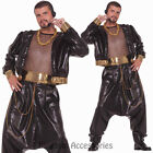 CL110 Rap Star Pants Hip Hop Rapper Hammer 80s 1980s Singer Mens Costume