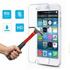 Premium Real Tempered Glass Film Guard 9H For iPhone 5 5S 4 4S 6 6 Plus 5.5""